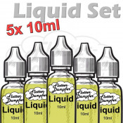 Tabak Liquid-Probierset 5.5 (5x10ml) low