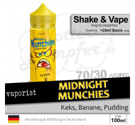 Vaporist - Midnight Munchies OG BNANA