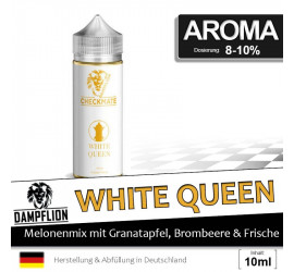 Dampflion Checkmate - White Queen