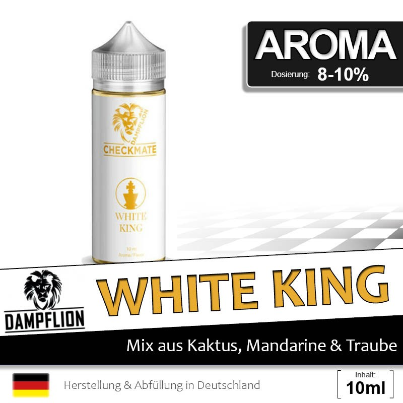 Dampflion Checkmate - White King