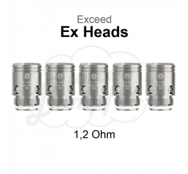 Ex Heads 1,2 Ohm