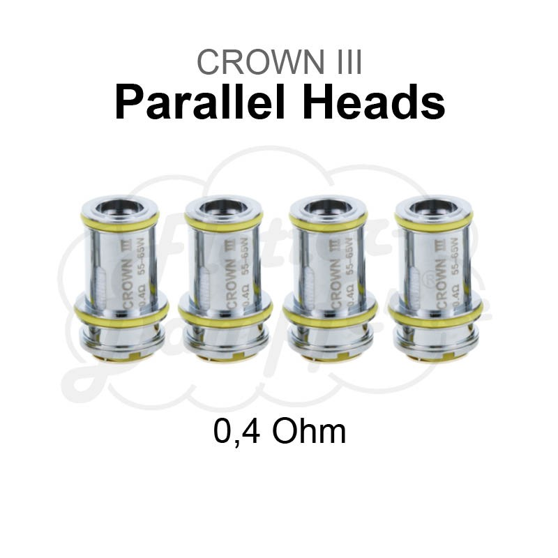 Uwell Crown 3 Coils 0,4 Ohm