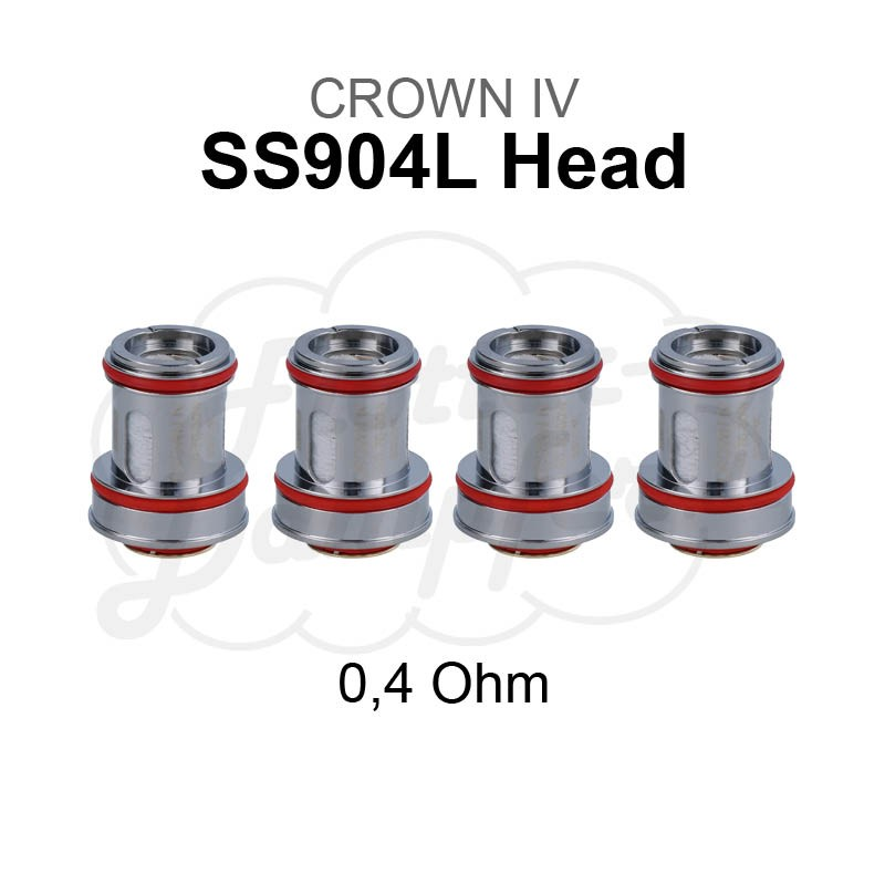 Uwell Crown 4 Coils 0,4 Ohm