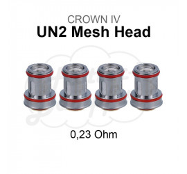 Uwell Crown 4 UN2 Coils 0,23 Ohm