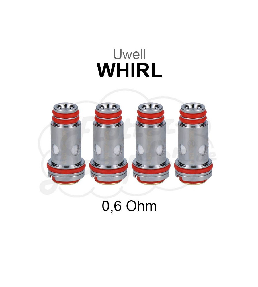 Uwell Whirl Coils 0,6 Ohm