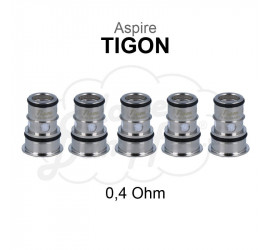 Aspire Tigon Coils 0,4 Ohm
