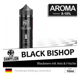 Dampflion Checkmate - Black Bishop