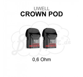 Uwell Crown POD Tank 0,6 Ohm