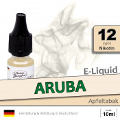 E-Liquid Aruba (medium 12)