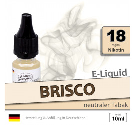 E Liquid Brisco (high 18)