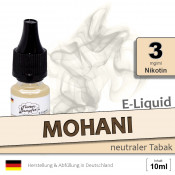 E-Liquid Mohani (light 3)