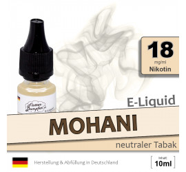 E-Liquid Mohani (high 18)