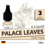 E Liquid Palace Leaves (light 3)