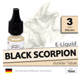 E-Liquid Black Scorpion (light 3)