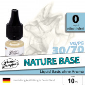Liquid Basis • ohne Nikotin | Nature Base