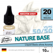 20mg Nikotin Shot • Nature Base