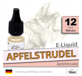 E-Liquid Apfelstrudel (medium 12)
