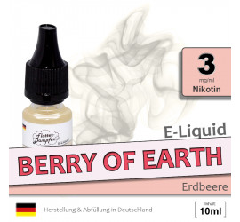 E-Liquid Berry of Earth Erdbeer (light 3)