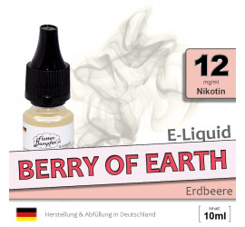 E-Liquid Berry of Earth Erdbeer (medium 12)