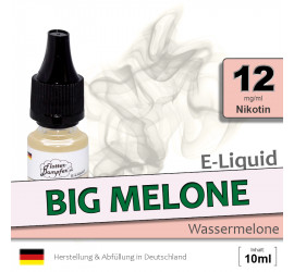 E-Liquid Big Melone (medium 12)
