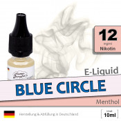 Blue Circle | Menthol Liquid • 12mg/ml Nikotin