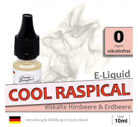 E-Liquid Cool Raspical (zero 0)