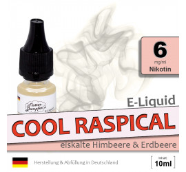 E-Liquid Cool Raspical (low 6)