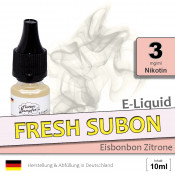 E-Liquid Fresh Subon (light 3)