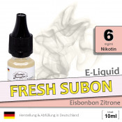 E-Liquid Fresh Subon (low 6)