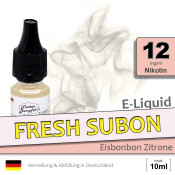 Fresh Subon Liquid • 12mg/ml Nikotin