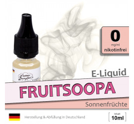 E-Liquid Fruitsoopa (zero 0)