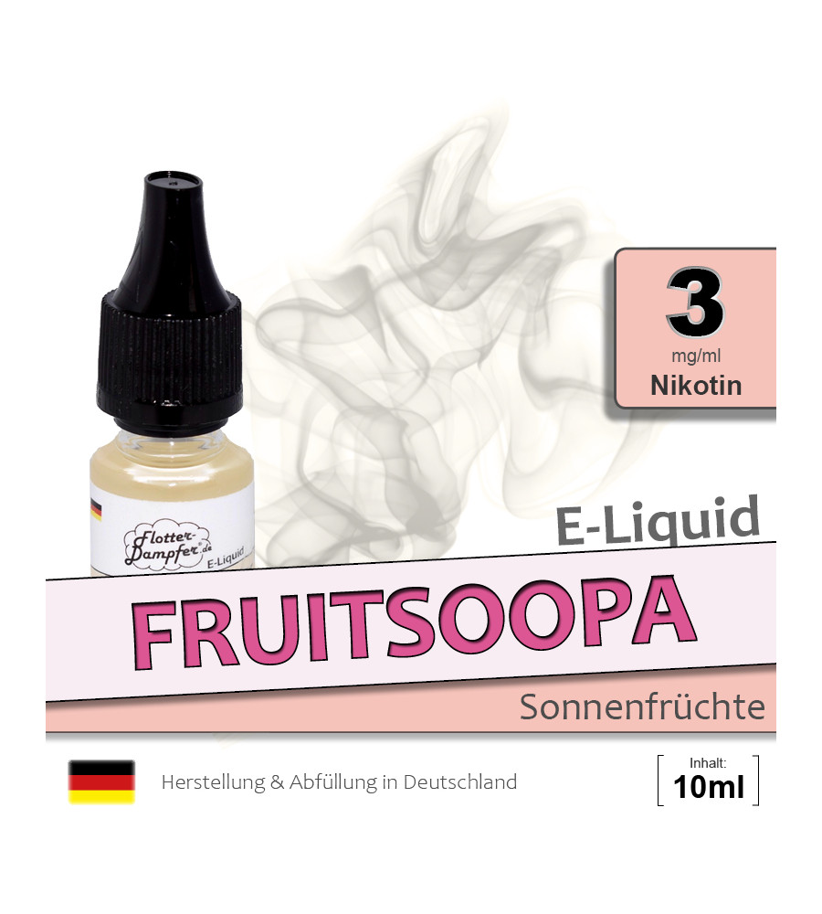 E-Liquid Fruitsoopa (light 3)