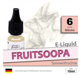 E-Liquid Fruitsoopa (low 6)