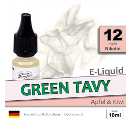 E-Liquid Green Tavy (medium 12)