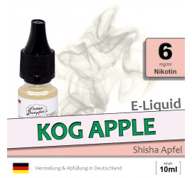 E-Liquid Kog Apple (low 6)