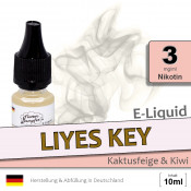 Liyes Key | Kiwi Kaktusfeige Liquid • 3mg/ml Nikotin
