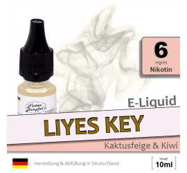 E-Liquid Liyes Key (low 6)