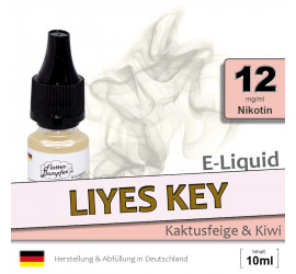 E-Liquid Liyes Key (medium 12)