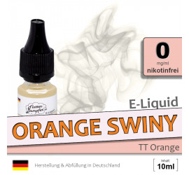 E-Liquid Orange Swiny (zero 0)