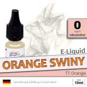 Orange Swiny | Orangen Liquid • ohne Nikotin