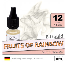 E-Liquid Fruits of Rainbow (medium 12)