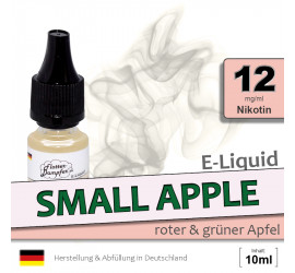 E-Liquid Small Apple - Apfel (medium 12)