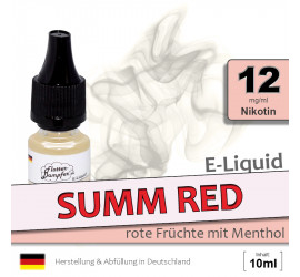 E-Liquid Summ Red (medium 12)
