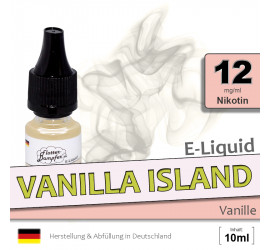 E-Liquid Vanilla Island (medium 12)