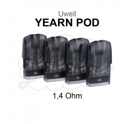 Uwell Yearn POD Tanks