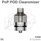 Voopoo PnP POD Clearomizer (silber)