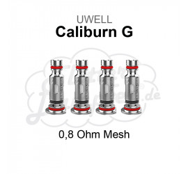 Caliburn G Coils 0,8 Ohm