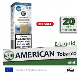 SC American NS Liquid (high 20)