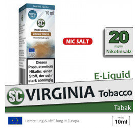 SC Virginia NS Liquid (high 20)