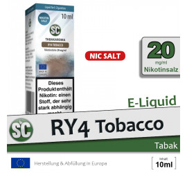 SC RY4 NS Liquid (high 20)